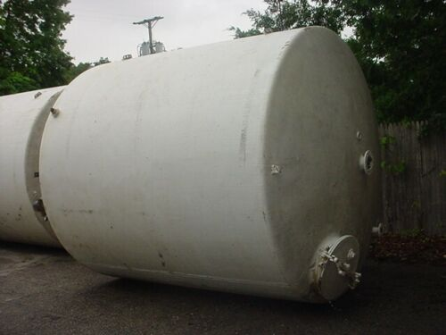 3500 gallon GLASS LINED STORAGE TANK