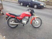 Honda CB 125 £850 OVNO