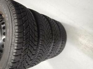 4x195-65 R15  GOODYEAR    \JANTE FORD                  HIVER\WINTER