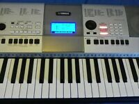 Yamaha psr E413 keyboard