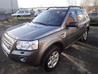 LHD 2009 Land Rover Freelander 2 2.2TD4 S AUTO SPANISH REGISTERED