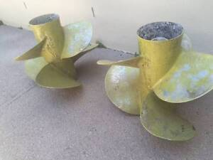 MERCURY BRAVO III Duo Prop Propeller Sets Paradise Point Gold Coast North Preview