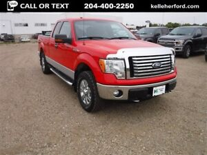 2012 Ford F-150 XTR SuperCab 4x4