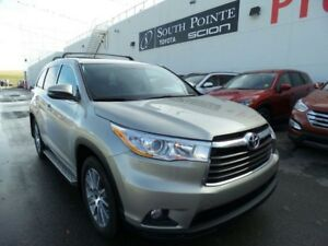 2015 Toyota Highlander XLE AWD | 8 Passenger | Leather | Navi