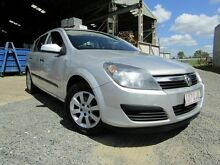 2006 Holden Astra AH MY06 CD Silver 4 Speed Automatic Hatchback Yeerongpilly Brisbane South West Preview