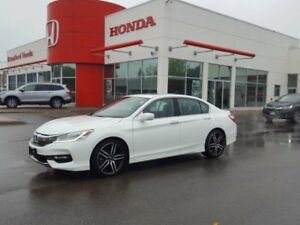 2017 Honda Accord Sedan Touring 4dr FWD Sedan