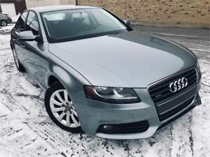 2010 Audi A4 2.0T,,AUTO/MAGS/LEATHER/TOIT/FULL EQUIPED/CLEAN!!