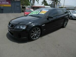2009 Holden Commodore VE MY09.5 SS Black 6 Speed Automatic Sportswagon