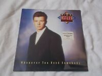 Vinyl LP Whenever You Need Somebody – Rick Astley RCA PL 71529