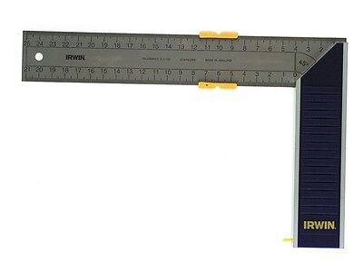 Irwin Aluminium Try & Mitre Square 350mm