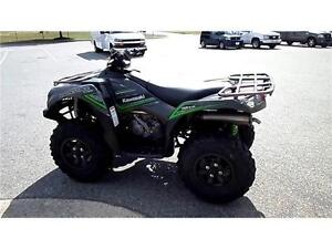 2017 Kawasaki Brute Force 750 4x4i EPS Special Edition