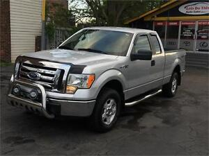 2010 Ford F-150 XLT SUPER CAB 145' CERTIFIED AUTO EASY CAR LOAN