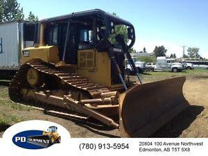 2008 Cat D6T LGP Crawler Tractor