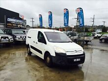 2010 Citroen Berlingo B9C 1.6 HDI Long 5 Speed Manual Van Lilydale Yarra Ranges Preview