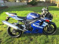 Suzuki GSXR 600 K4 SPORTS MOTORCYCLE