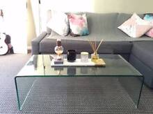 Gorgeous Glass Coffee Table from Fantastic Furniture (U.P. $199) Waterloo Inner Sydney Preview