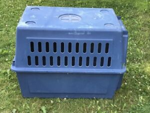 large pet crate / kennel