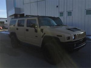 2003 HUMMER H2 NAVIGATION TV DVD SUNROOF