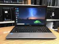 Acer Aspire P253 Core i3-3110M 2.40GHz 4GB Ram 320GB HDD Wiin 10 Laptop