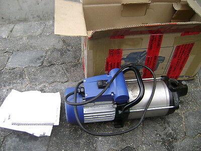 KSB Multi Eco 35.6 P 230 Volt Gartenpumpe gebraucht wie neu