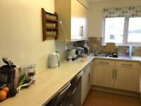 Spacious 2-doubles flat (630 sq ft) in great location