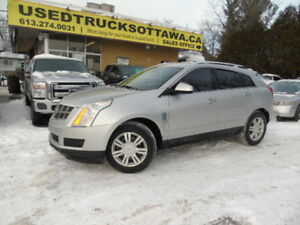 2010 Cadillac SRX  / Loaded,Leather Sunroof AWD