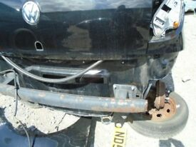 VW FOX REAR BUMPER REINFORCEMENT/ STRENGTHENER
