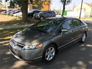 2008 Honda Civic***ONLY 159165km***EXTRA TIRES***SERVICE RECORDS