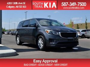 2017 Kia Sedona LX BLUE TOOTH HEATED SEATS