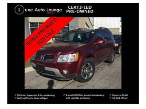 2008 Pontiac Torrent - AWD, PODIUM EDITION, SATELLITE RADIO!