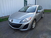 2011 Mazda3- New MVI - Automatic- Easy Financing