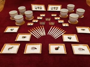 Sushi Dinner Ware Set – 8 Place Settings plus Serving Dishes