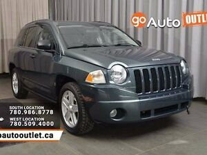 2008 Jeep Compass Sport/North 4dr Front-wheel Drive