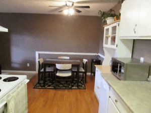 Updated and Convienient! Spacious and central 2 Bedroom Condo