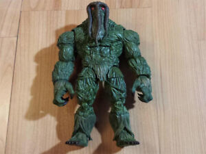 MARVEL LEGENDS MAN-THING BAF NETFLIX BUILD-A-FIGURE