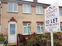 THREE BEDROOM HOUSE TO RENT IN BEXHILL