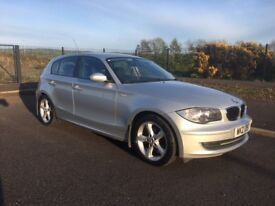2008 BMW 116i, MOT and Service history