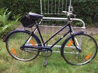 Vintage BSA Dutch Style Bike Bicycle