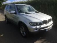 2006 06 BMW X5 D SPORT DIESEL