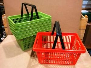 NEW - small shopping baskets