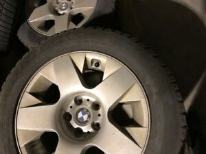 BMW  750 Tires and Rims