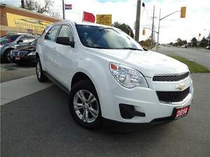 2014 Chevrolet Equinox LS,ONE OWNER,NO ACCIDENT,GM WARRANTY