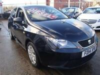 14 SEAT IBIZA TDI CR S 5 DOOR DIESEL *£20 ROAD TAX*