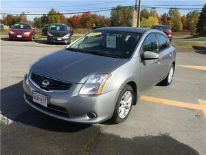2012 Nissan Sentra $6,995.00 Financing from 4.75% O.A.C