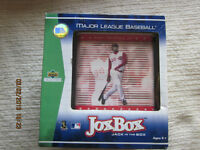 UNIQUE Collectible Ken Griffey Jr Jack In The Box