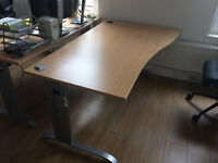 Sven quality desks x 2 available (Delivery)