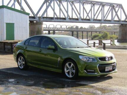 2015 Holden Commodore Green Sports Automatic Sedan Murray Bridge Murray Bridge Area Preview