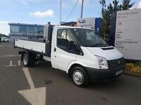 Ford Transit 2.2TDCi ( 100PS ) ( EU5 ) ( RWD ) SC 350 MWB TIPPER