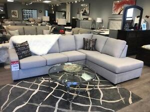 BRAND NEW CANADIAN MAKE SECTIONALS ON SALE!! COLORS AVAILABLE Kitchener / Waterloo Kitchener Area image 3