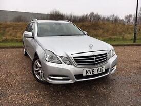 Mercedes-Benz E250 CDI AVANTGARDE AUTO ESTATE 2011 61 *ONLY 56K MILES, FSH